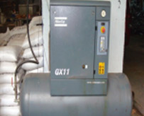 Utilities - Air Screw Compressor
